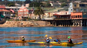 Cannery Row with Kayakers - cropped2